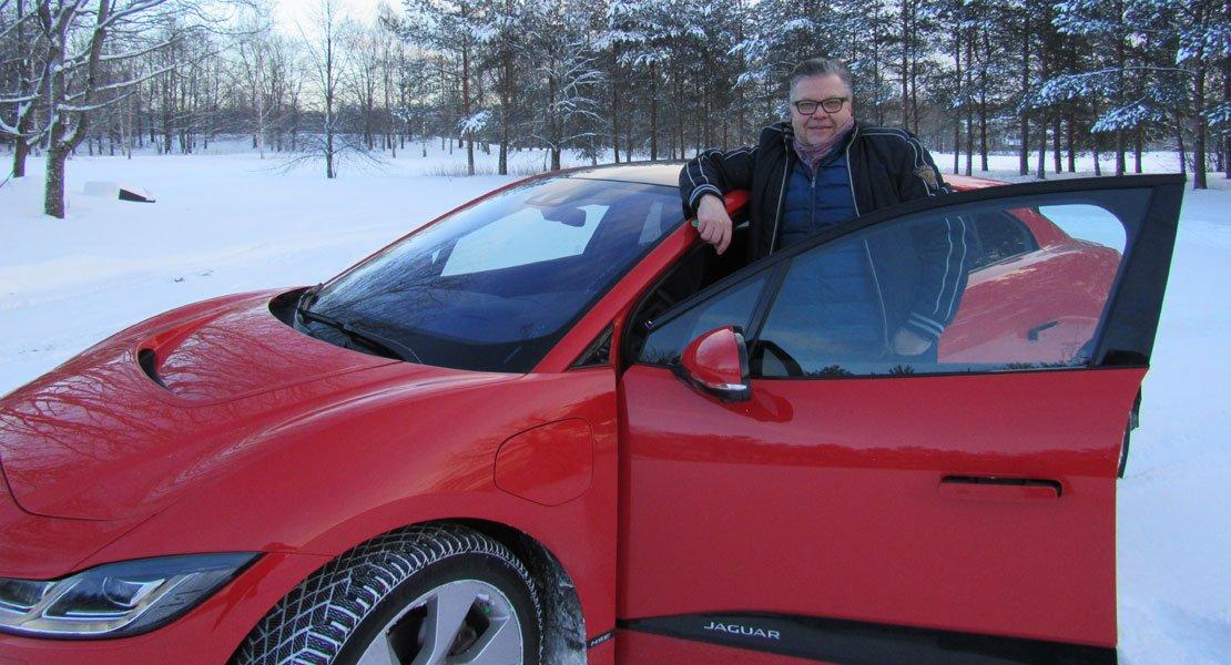 Sähköautolla Suomen talvessa
