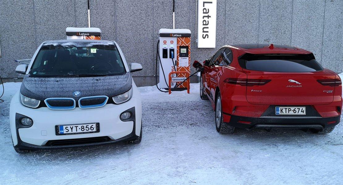 Sähköautoilun mukavuus näkyy – Sähköllä ajetaan paljon
