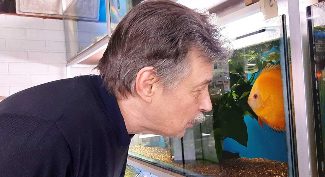 Akvaarioharrastus vie syvemmille vesille